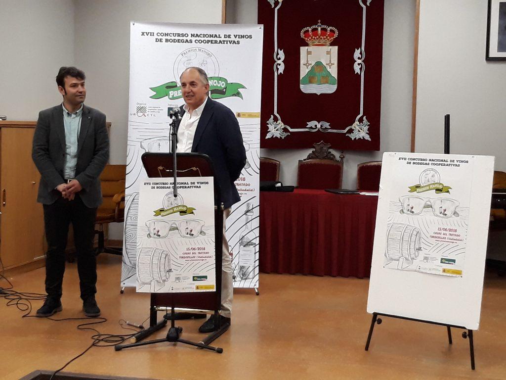 URCACYL recibe 517 vinos, que concursarán en la XVII Edicion de los Premios Manojo