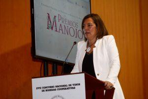 La entrega de los Premios Manojo, fiesta del vino y de las bodegas cooperativas
